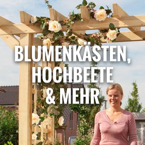 Blumenkasten Hochbeete Und Mehr Holz Holzl