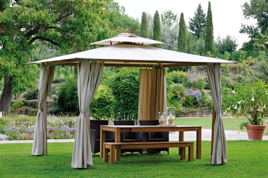 Pavillon Für Garten : kaufen sie garten pavillons im holz fachmarkt h lzl ~ A.2002-acura-tl-radio.info Haus und Dekorationen