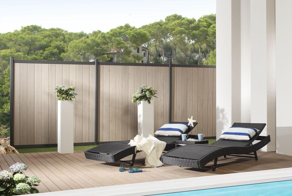 garten sichtschutz zaun sichtschutzzaun weide exclusiv fr. Black Bedroom Furniture Sets. Home Design Ideas