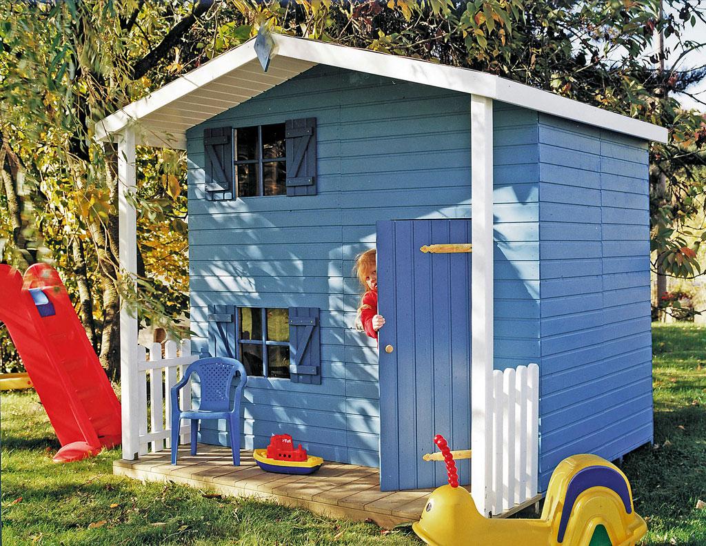 kinderspielhäuser - holz hölzl, Gartengerate ideen